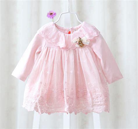 Baby Dress Cotton 1 2017 new dress european style baby dress baby clothes cotton baby christening