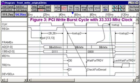 timing diagram editor synapticad timing diagram software verilog simulator and