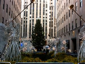 ideas about rockefeller christmas tree lighting 2014