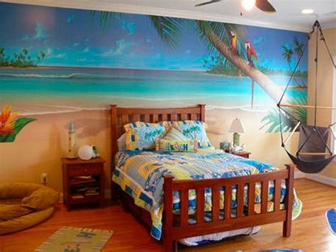 ocean bedroom decorating ideas decorating theme bedrooms maries manor tropical beach