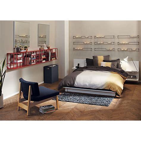 Cb2 Bedroom Furniture 78 Best Images About Bed Frames On Pinterest Furniture Grey Bed And Bedroom Furniture