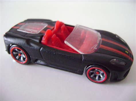 Wheels Racer F50 60th Anniversary ferrarif430spider black