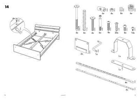 ikea skorva assembly ikea hopen bedframe furniture download manual for free now