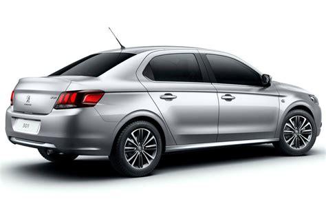 peugeot car 301 peugeot 301 facelift brings 1 2 turbo new 7 inch
