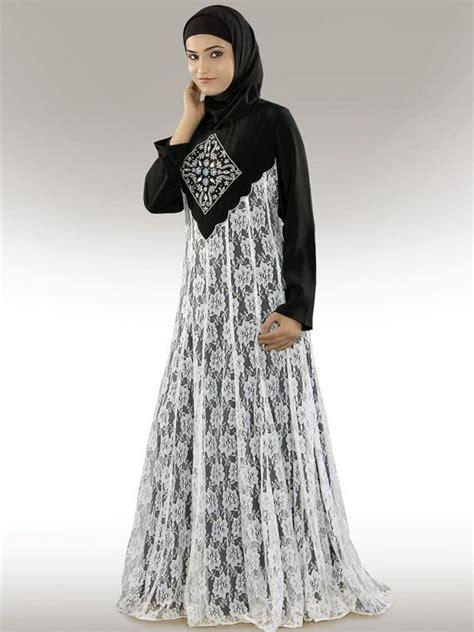 Hijabjilbab Hoodie Polka Aleana Polka Jilbab Model Hoodie black and white abaya designs idea for style fashion ideas