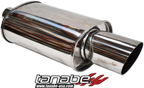 Knalpot Invidia Usa Universal Exhaust Muffler Inlet 25 Outlet 4 Tanabe Tuner Medallian Hyper Muffler Irace Auto Sports