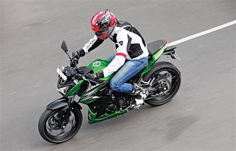 Sidepad Kawasaki Z250 250 Fi kwack be nimble be kawasaki z250 ride