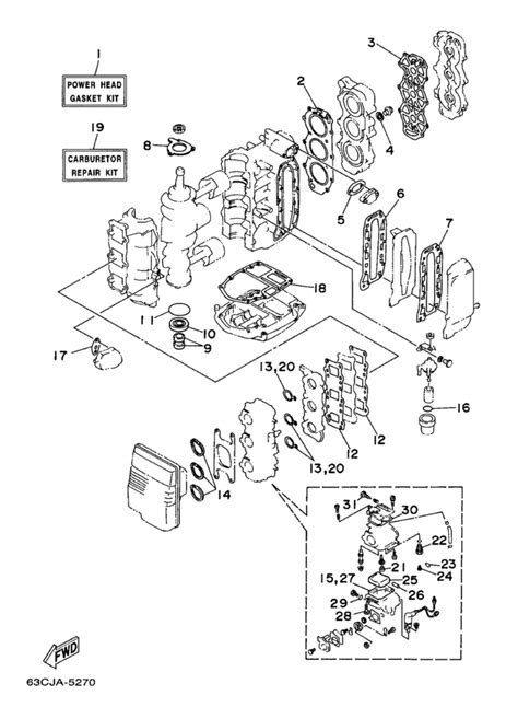yamaha parts diagram wiring diagram yamaha 703 remote wiring get free