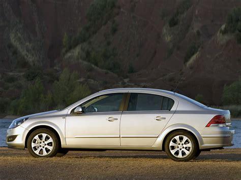 opel sedan opel astra sedan 2007 2008 2009 autoevolution