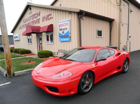 Ferrari 360 Transmission by Ferrari 360 F1 Transmission Overhaul Cantech Automotive