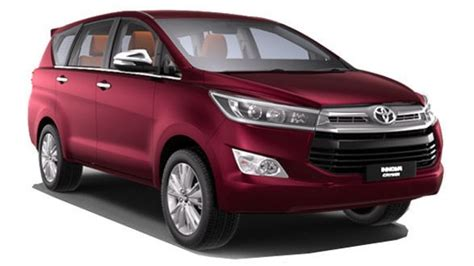 toyota cars with price toyota innova crysta price in india photos review carwale