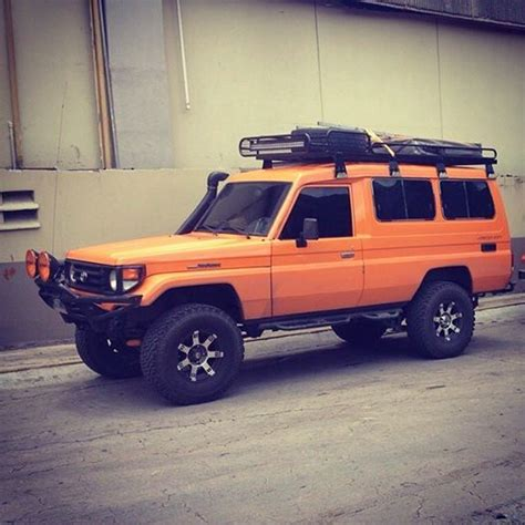 land cruiser 70 pickup 228 best images about auto land cruiser 70 series on