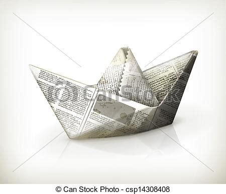 paper boat line drawing vector clipart of paper boat vector csp14308408 search