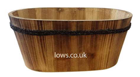 Oval Planter by Lows Horticultural Distributors