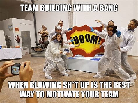 10 team building memes to brighten your day es cultura