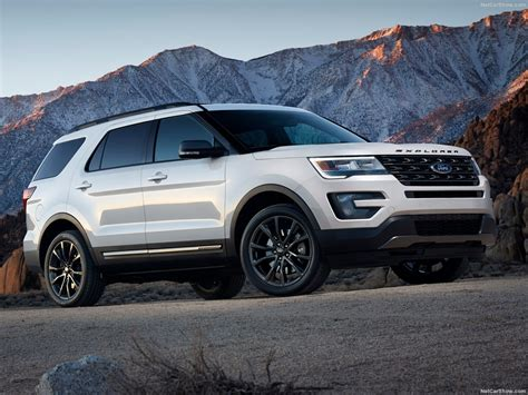 01 Ford Explorer by Ford Explorer Xlt Sport Appearance Package 2017 Picture