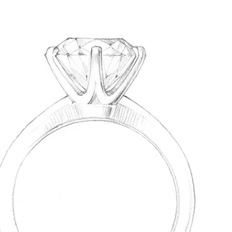 sketchbook ring 143 best images about co engagement rings on
