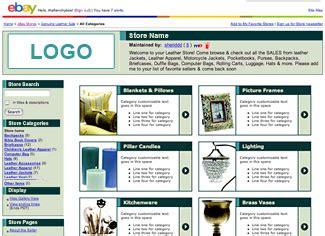 ebay store design templates free ebay stores design templates