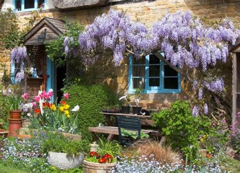 cute garden cute cottage garden pictures photos and images for