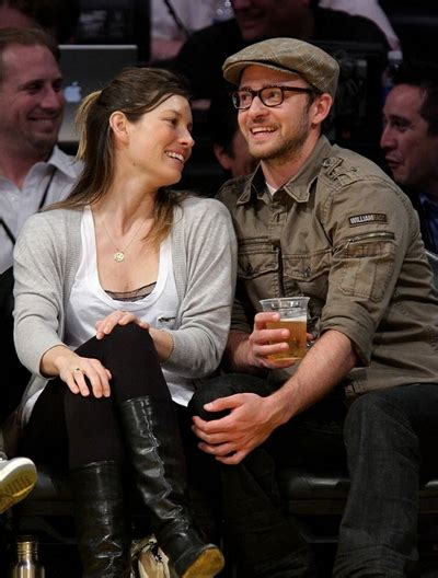 12 Basketball Fans Couples Edition by Justin Timberlake And Biel 12 Basketball