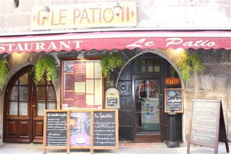 Resto Le Patio by Restaurant Le Patio Photo De Le Patio Villefranche De