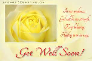 get well soon messages 365greetings