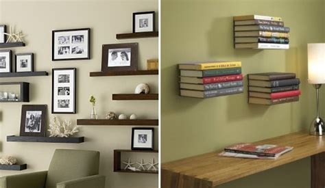 floating shelves in living room marceladick com decorating with floating shelves billingsblessingbags org
