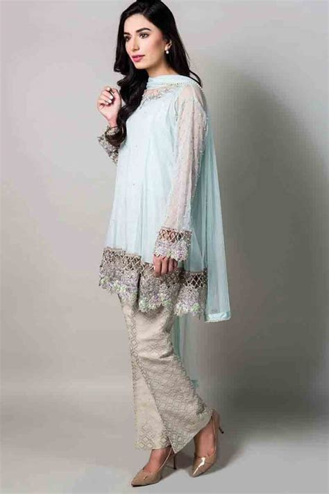 latest mariab eid dresses  girls  fashioneven