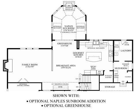 100 inland homes devonshire floor plan