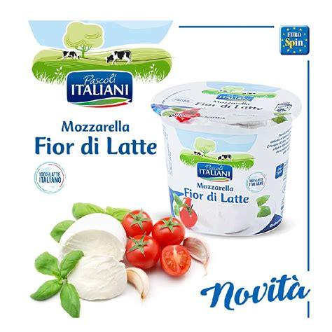 calorie fior di latte novit 224 eurospin