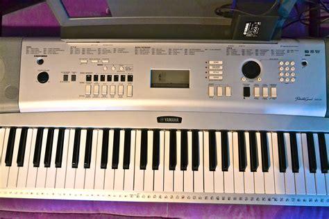 Keyboard Yamaha Dgx 230 yamaha dgx 230 image 598166 audiofanzine