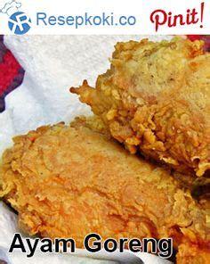 cara membuat kentang goreng kfc resep ayam goreng ketumbar dan cara membuat