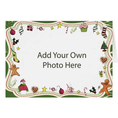 Photo Frame Cards - whimsical photo frame cards zazzle