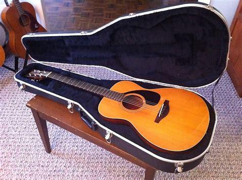 Harga Gitar Yamaha Fg 90 1972 yamaha fg 150 guitar label nippon gakki w