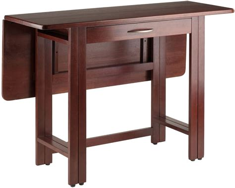 Drop Leaf Extendable Dining Table Drop Leaf Extendable Dining Table From Winsomewood Coleman Furniture