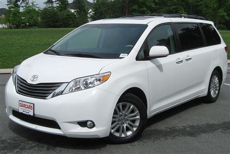 car engine manuals 2009 toyota sienna electronic toll collection minivan wikipedia