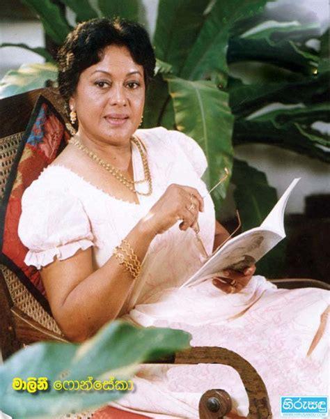 Malani Fonseka Family Photos