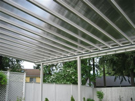 clear plastic awnings clear patio cover panels icamblog