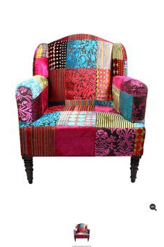 Patchwork Chair For Sale - 1000 images about patchwork chairs on