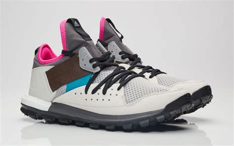 adidas response trail boost x kolor quot clear onix quot shoe engine