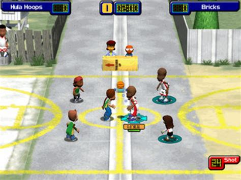 backyard basketball pc backyard basketball 2004 screenshots hooked gamers