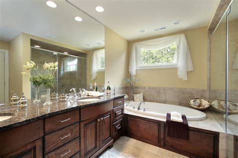 57 impressive luxury custom bathroom designs which will