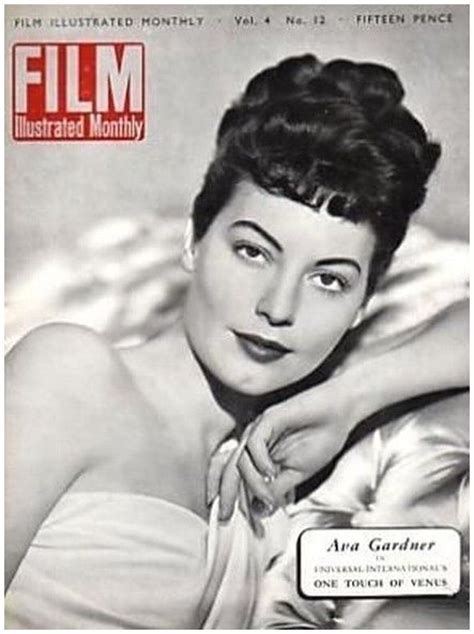 ava film 15 best ideas about vintage hollywood magazine covers and