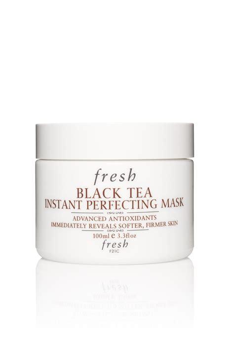 black tea mask diy fresh black tea instant perfecting mask