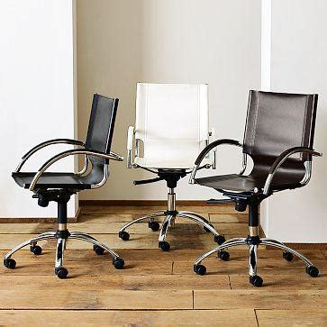 West Elm Swivel Desk Chair by Office Chair Look 4 Less And Steals And Deals