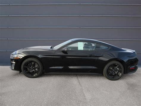 new gt mustang new 2018 ford mustang gt premium baxter ford