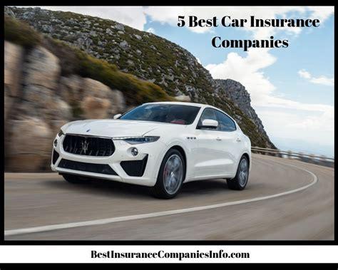 car insurance companies  insurance companies
