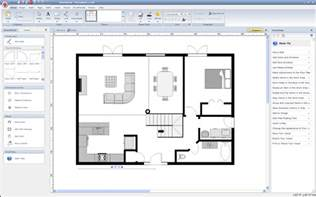 Home Floor Plan Layout Software Smartdraw 2010 Software Review And Rating Home