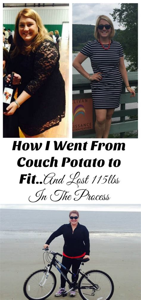 from couch potato to fit how i went from couch potato to fit and lost 115lbs in