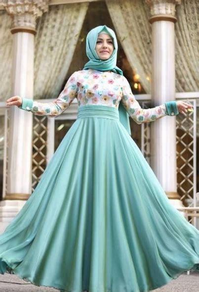 Baju Gamis Sifon baju gamis trendy 2014 holidays oo
